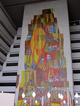 Mary Blair mural at Contemporary Resort